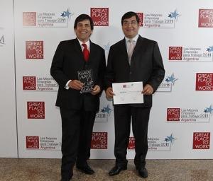Anibal y Daniel Carmona