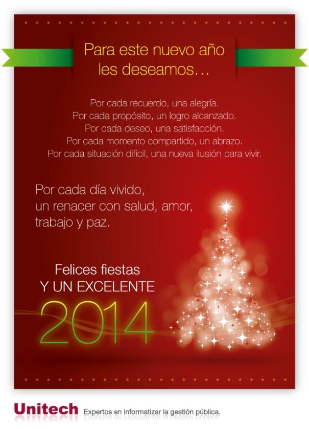 Felices Fiestas AHC