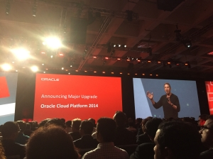 Larry Ellison Oracle Cloud