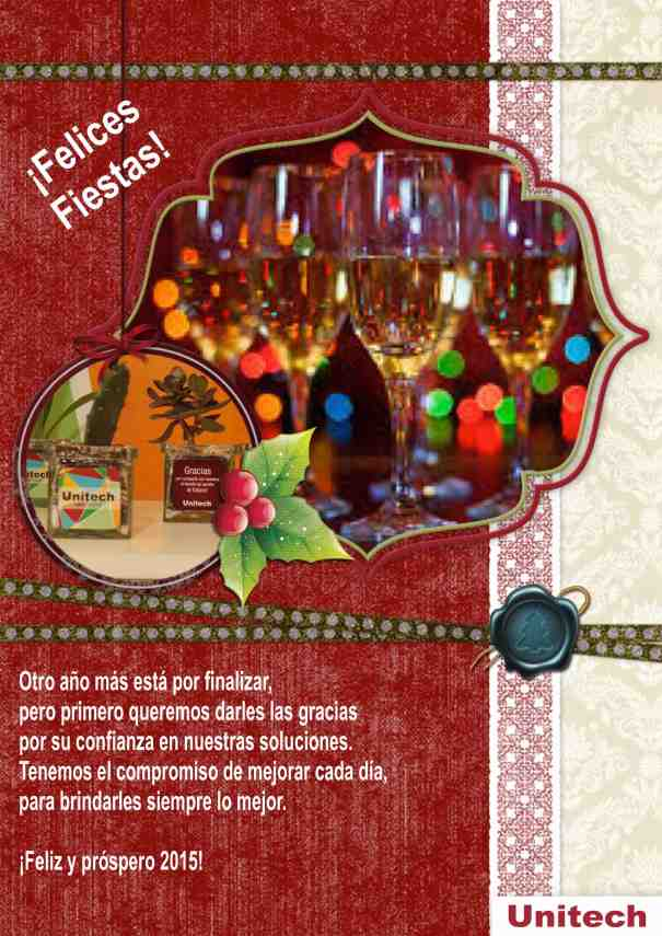 Felices Fiestas Unitech