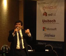 Unitechpresentó soluciones para la transformación digital en el Estado